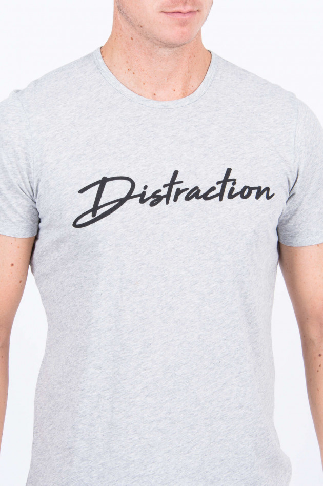 Juvia T-Shirt DISTRACTION in Grau