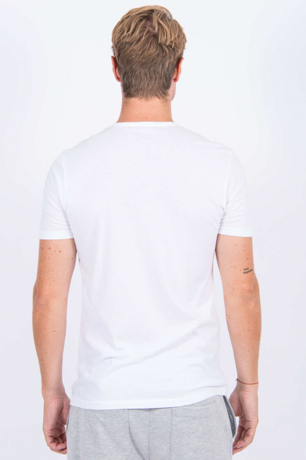 Juvia T-Shirt RELAX in Weiß