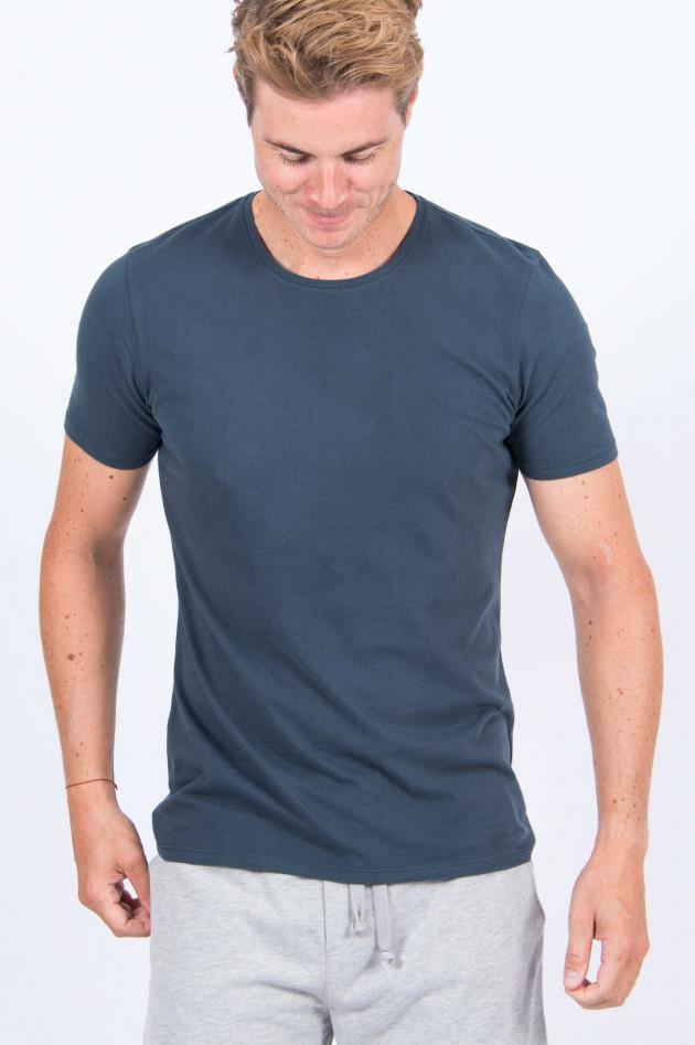 Juvia T-Shirt in Graublau