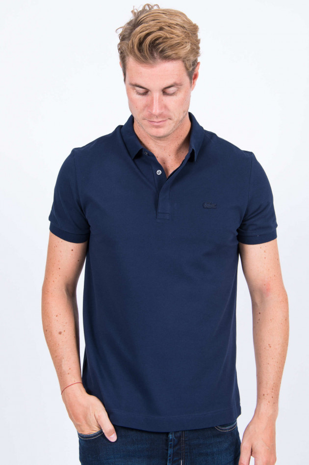 Lacoste Poloshirt in Navy