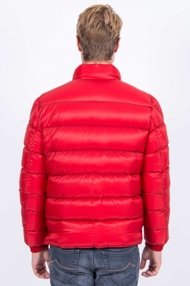 Moncler Daunenjacke PIRIAC in Rot