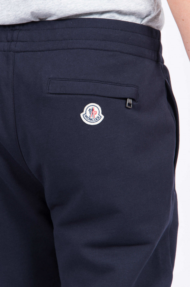 Moncler Jogginghose in Navy
