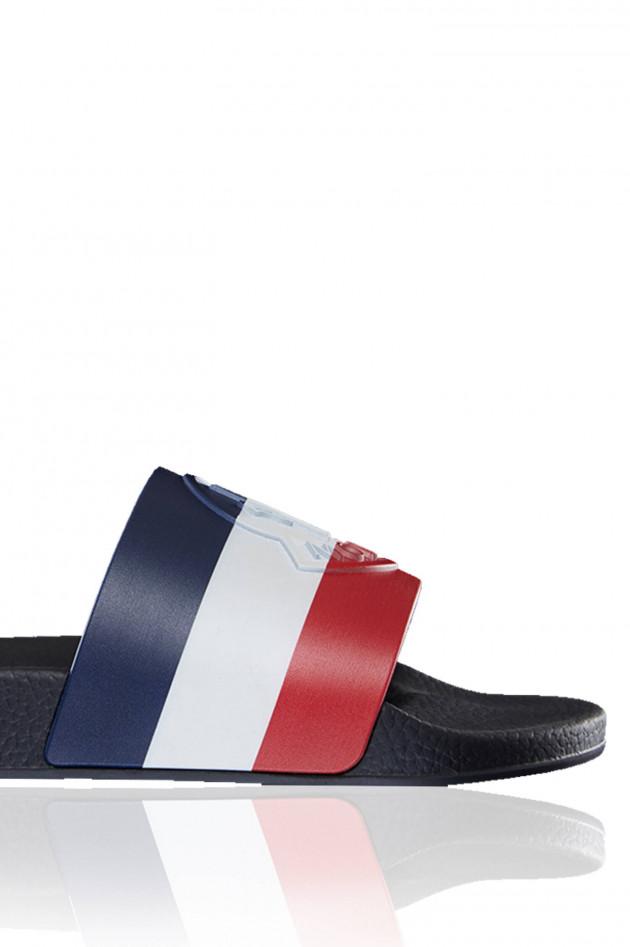 Moncler Pantolette BASILE in Navy