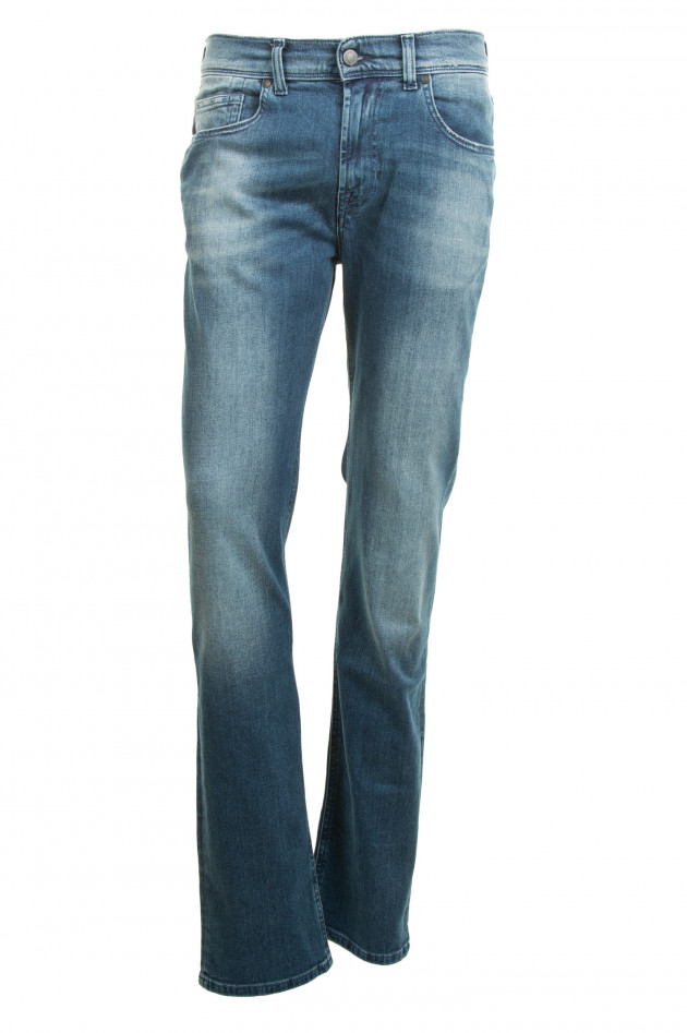 Seven for all Mankind Jeans SLIMMY LUXE PERFORMANCE in Blau