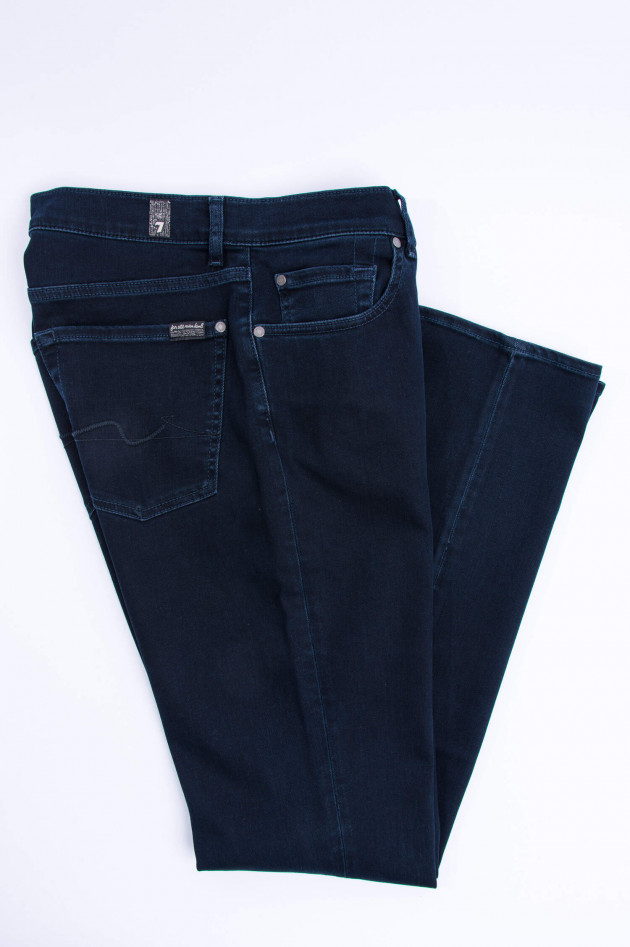 Seven for all Mankind Jeans SLIMMY in Schwarzblau