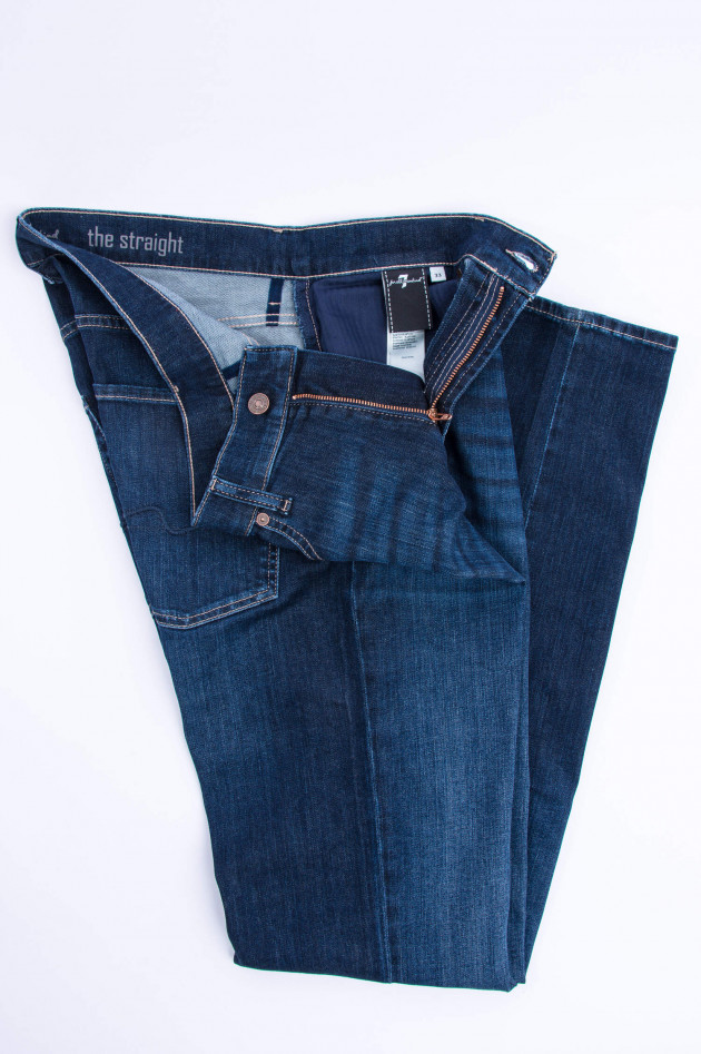 Seven for all Mankind Jeans THE STRAIGHT in Dunkelblau