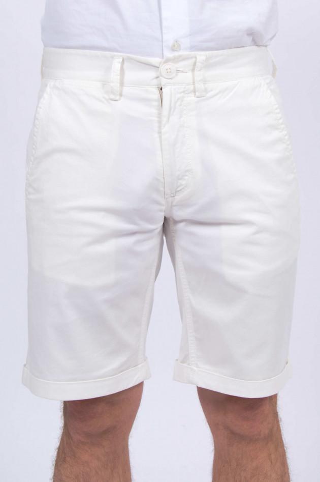 Sun68  Bermuda in Weiß