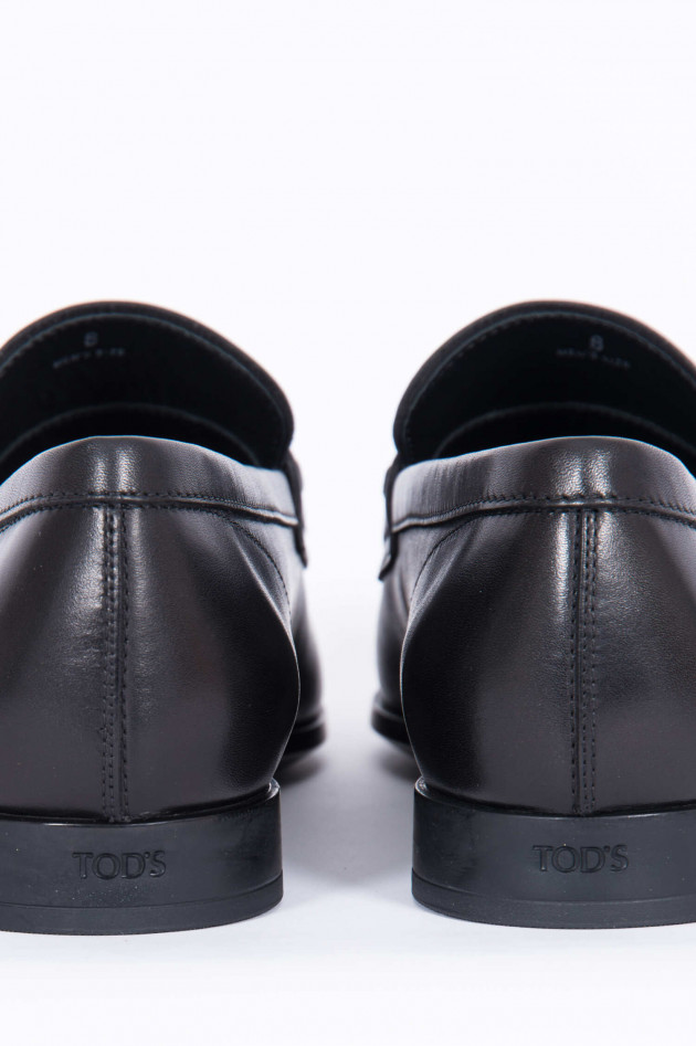 Tod's Loafer in Schwarz