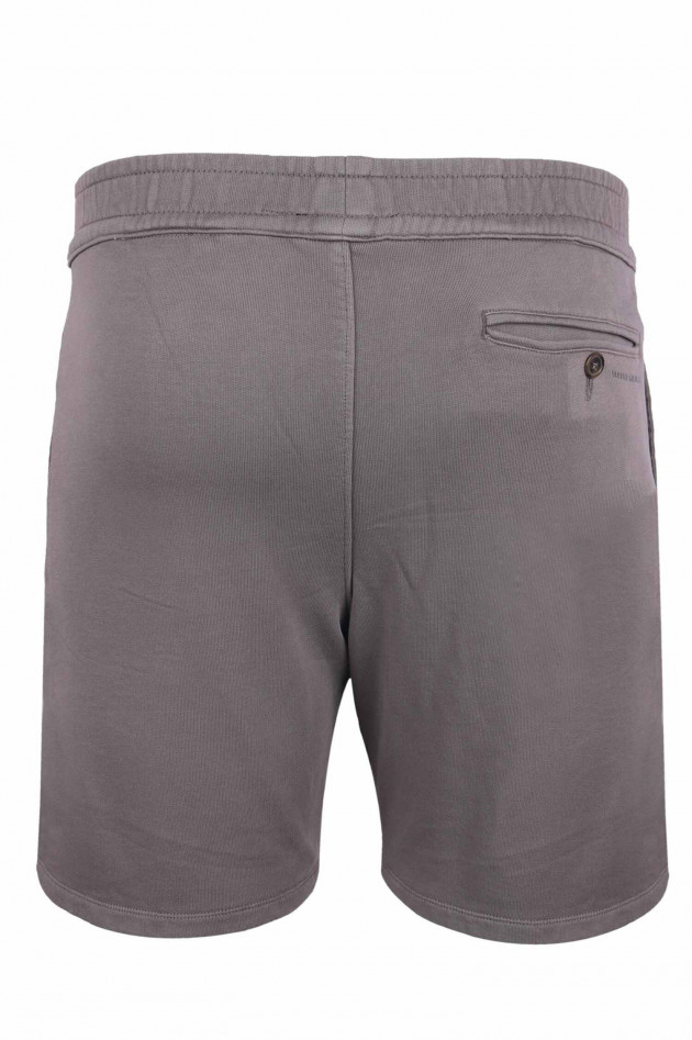 Trusted Handwork Jersey Shorts in Grau