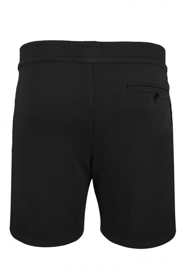 Trusted Handwork Jersey Shorts in Schwarz