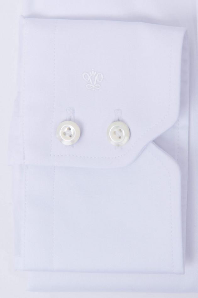 Van Laack Klassiches Hemd in Weiß