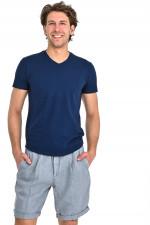 Leinen Shorts COACHBE in Grau