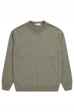 Strick-Sweater in Matcha