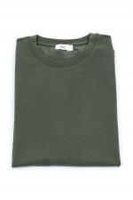 Basic T-Shirt in Khaki