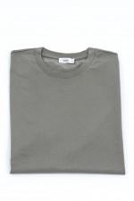 Basic T-Shirt in Grau