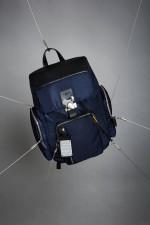 Rucksack PC BUTTERFLY M in Blau/Schwarz