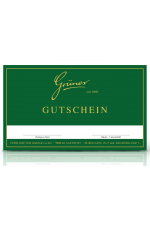 Gutschein (Geschäft) - 750 Euro