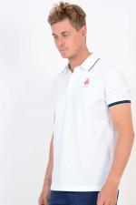 Poloshirt in Weiß