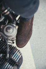 Chelsea Boots in Dunkelbraun