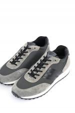 Sneaker H429 in Grau/Schwarz