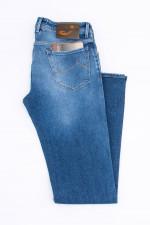 Jeans COMFORT FIT in Hellblau