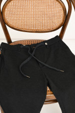 Jersey Hose in Anthrazit