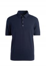 Poloshirt in Navy