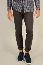 Chino SLIMMY in Taupe