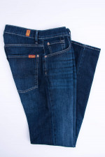 Jeans THE STRAIGHT in Dunkelblau