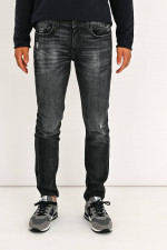 Jeans SLIMMY TAPERED in Anthrazit