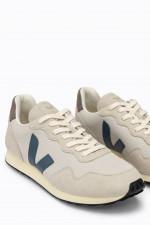 Sportlicher Sneaker SDU in Beige/Petrol