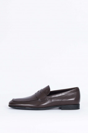 Loafer in Maroni
