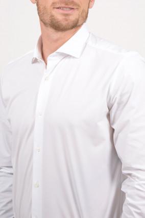 Hemd mit Atmungsfunktion in Weiß