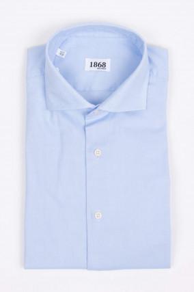 Oxford-Hemd in Hellblau