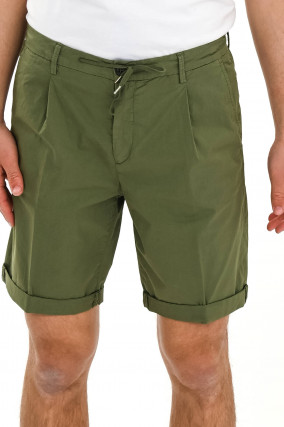 Shorts COACHBE in Oliv