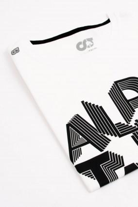 T-Shirt JAMIR in Weiß