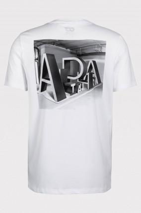 T-Shirt JALIP in Weiß
