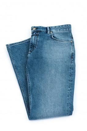 Jeans in Hellblau