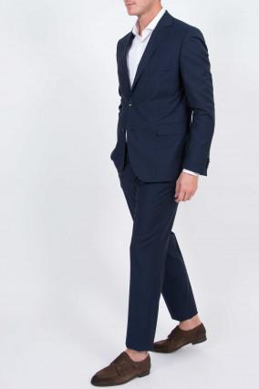 Anzug in Navy