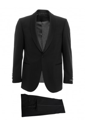 Anzug Schwarz