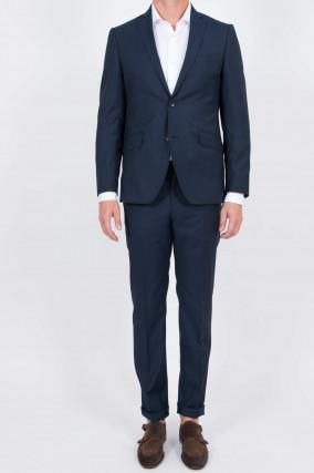 Anzug in Dunkelblau