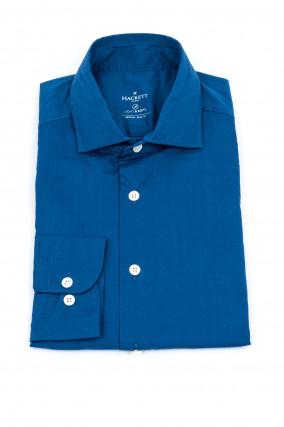 Leichtes hemd in Blau