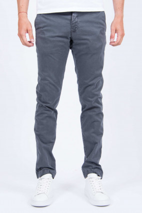 Chino COMFORT in Graphit