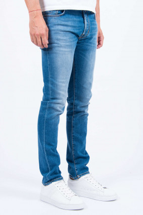 Jeans COMFORT FIT in Hellblau