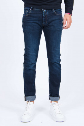 Jeans COMFORT FIT in Blau