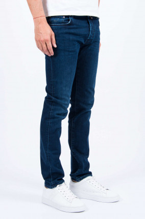 Jeans COMFORT FIT in Dunkelblau