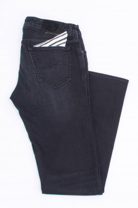 Jeans COMFORT FIT in Antra