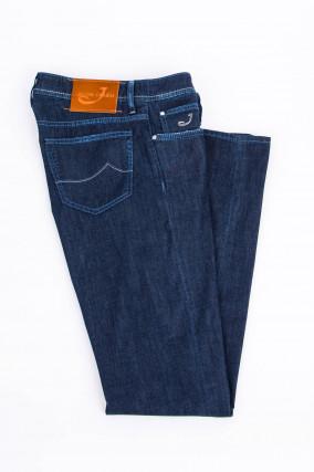 Leichte Jeans in Dunkelblau