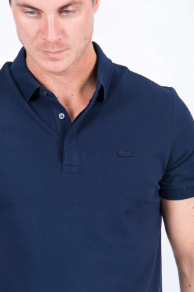 Poloshirt in Navy