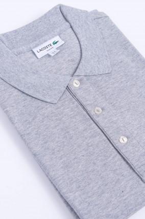 Poloshirt in Grau